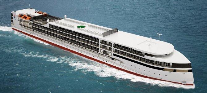 El primer crucero construido en Rusia estará listo para pruebas en 2019