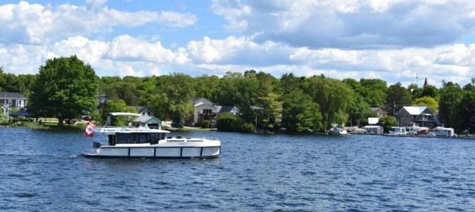 Otra forma de descubrir Canadá con Le Boat