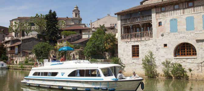 En Semana Santa exprime al máximo Aquitania con Le Boat