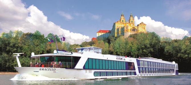 StarClass presenta las mejores opciones para viajar esta  Semana Santa de la mano de AmaWaterways