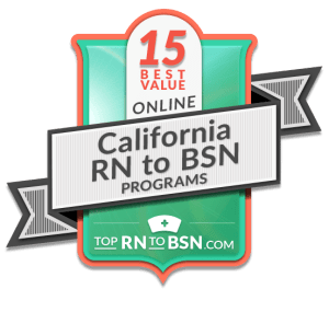 Best Online Rn To Bsn In California Top Rn To Bsn