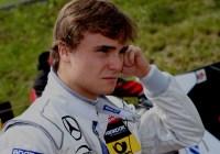 Lucas Auer im Qualifying nicht zu schlagen © Rudolf Beranek