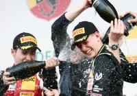 Mick Schumacher feiert seinen ersten Sieg in der Formel 4 - Foto: ADAC-Motorsport