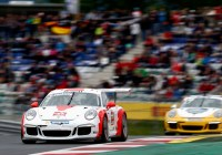 Heimsieg für Christopher Zöchling © Porsche AG