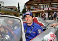 Mark Webber bei der Ennstal-Classic 2016 © Ennstal-Classic