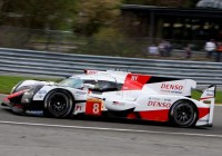 Sieg für Toyota bei der Generalprobe für Le Mans © Rudolf Beranek