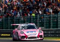Thomas Preining siegt weiter © Porsche AG