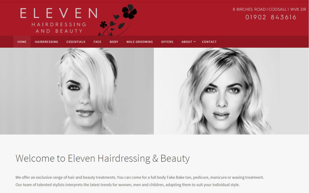 Eleven Hairdressing and Beauty
