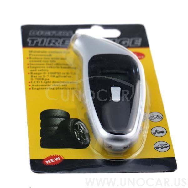 car digital tire gauge