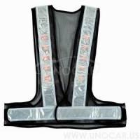 LED safety vest