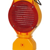 solar flashing light