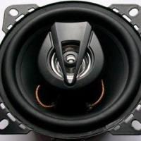 Coaxial car speaker