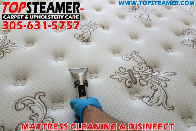 Mattress Cleaner Miami Beach