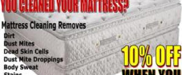 Mattress Cleaning Service In Miami