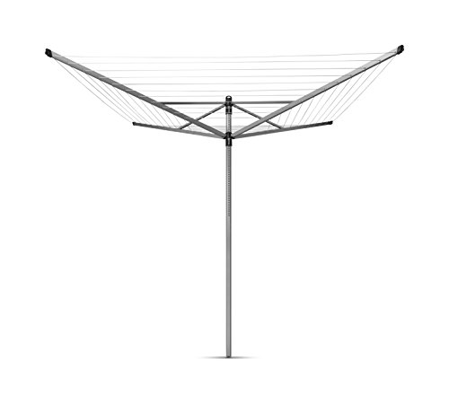 Brabantia Lift-O-Matic Rotary Dryer Clothes Line - 196 feet 311048