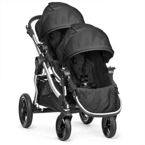 Baby Jogger City Select with Second Seat Review