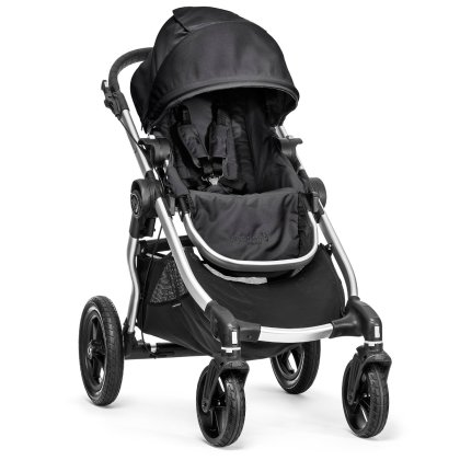 Baby Jogger City Select Stroller In Onyx Review