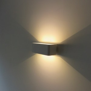 Ledverlichting wand