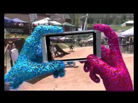 Nokia N8 TV ad – It's not technology, it's what you do with it.