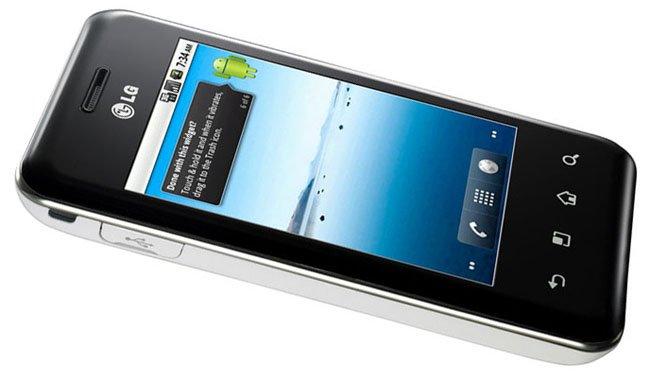 Telefonia, el LG Optimus 7