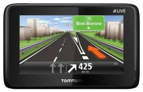 GPS TomTom GO Live 1000
