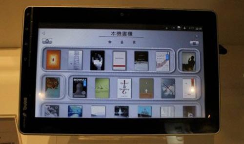 Benq R100, una nueva tablet con Android