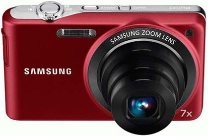 Cámara Samsung PL200