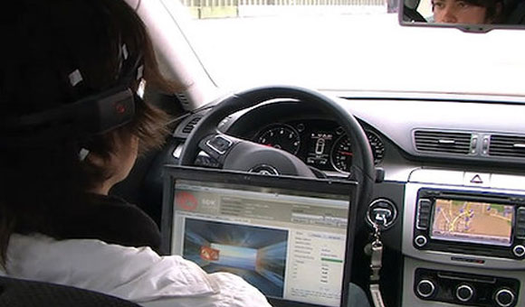 Conducir con la mente