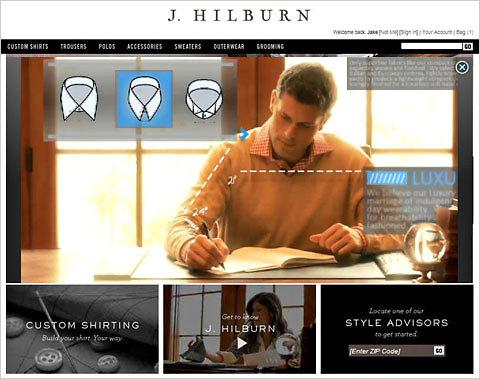E-Commerce: línea a medida personalizada