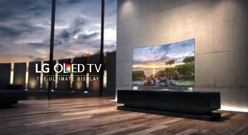 Los televisores OLED de LG consiguen ofrecer una mejor imagen