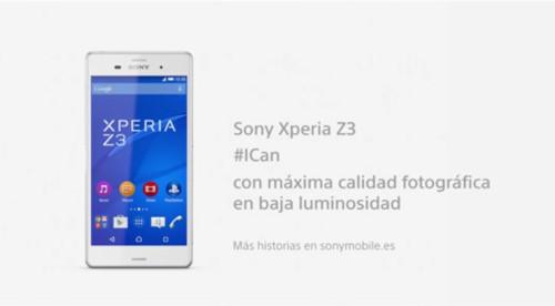 Sony Xperia Z3, un smartphone preparado para tí