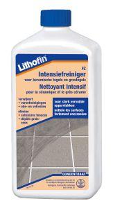 intensiefreiniger van lithofin voor keramische tegels