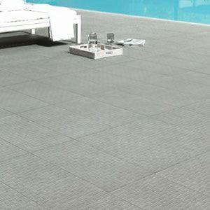 volkeramische antislip tegels formaat 30x60 grijs voor zwembad