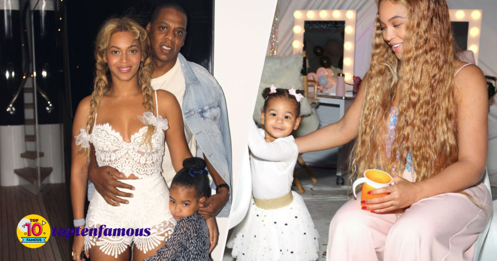 beyonce kids how are they now