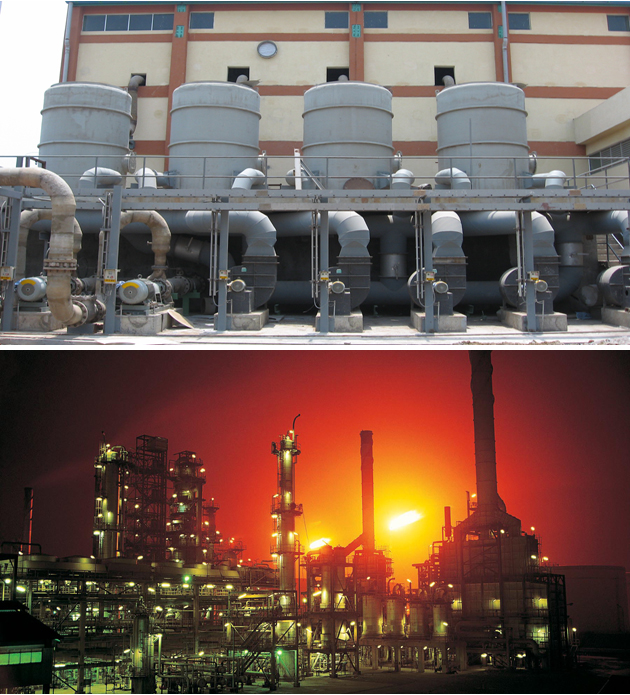 top Oil Refineries in india