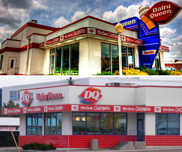 fast food restaurants in USA