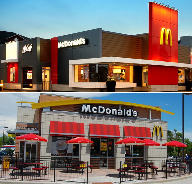 How Much Fast Food Restaurants Are There In The World