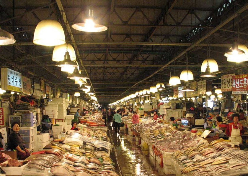 World Best 10 Fish Markets