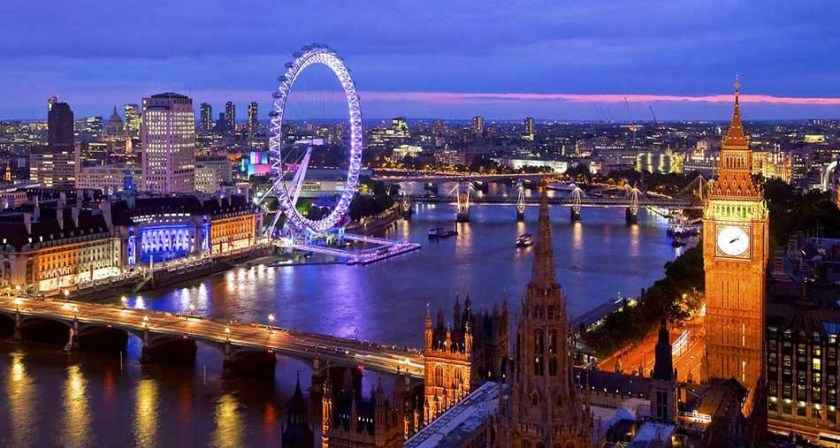 Most Beautiful Capital City in Europe