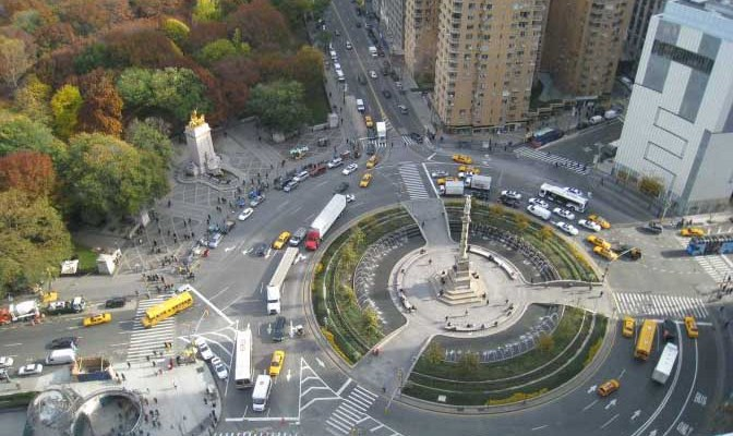 Most Beautiful Roundabout in the World