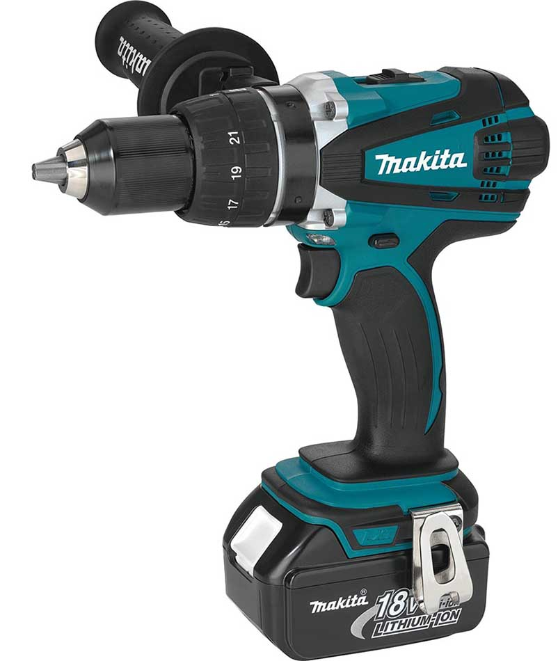 Review of Top 5 Best Cordless Drills in the World