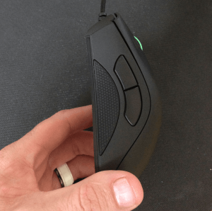 Razer DeathAdder Side