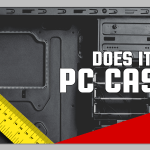 PC Cases and Compatible Heatsink GPU CPU Cooler Heights