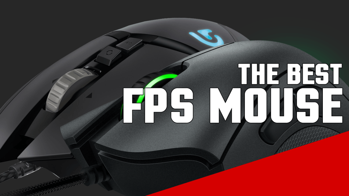 Best FPS PC Gaming Mouse 2017