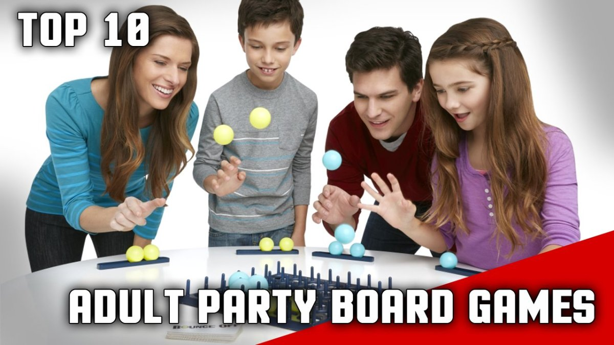 10 Good and Funny Adult Party Board Games for 2016