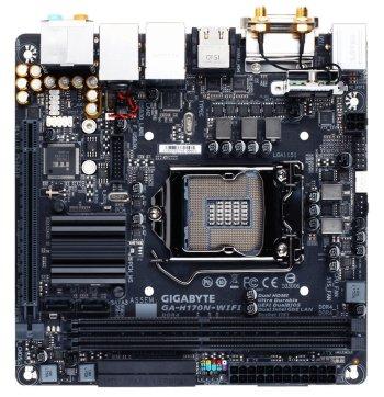 Gigabyte GA-H170N-WIFI 2