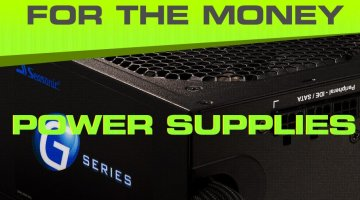 Best Gaming Power Supply for the Money 2017