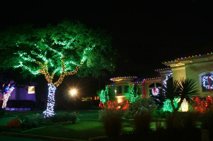 Top 10 Outdoor Christmas Light Ideas on Patio Decorating Ideas With Lights  id=16972