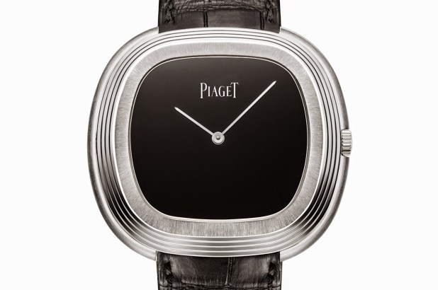 Piaget Black Tie 'Vintage Inspiration' and 'Traditional Oval'