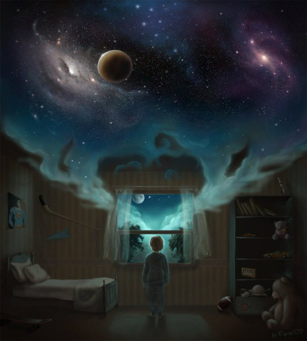 You can be conscious in a dream
